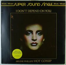 "12"" Maxi - Arlene Phillips' Hot Gossip - I Don't Depend On You - A2357"