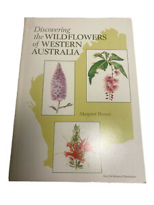 Discovering the Wildflowers of Western Australia by Margaret Pieroni PB Book