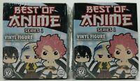 Funko Best Of Anime Series 1 Vinyl Figure Mystery Minis New Lot of 2