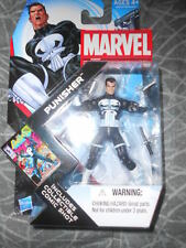 "PUNISHER ( 4"" ) VHTF ( 2011 ) MARVEL UNIVERSE ( SERIES #4 ) ACTION FIGURE #013"
