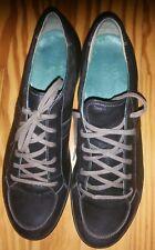 Top Durea  Luxus Damenschuhe Schnürschuhe Sneaker grau Leder Gr.39 UK 6..NP 199€