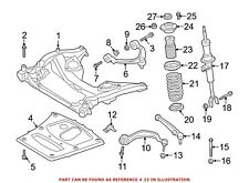 For BMW Genuine Jounce Bumper Front 31336776143