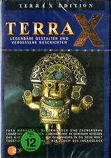DVD Terra X - Legendäre Modelo y olvidado Historias, Magia encantada