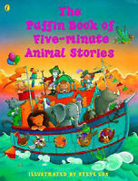 The Puffin Book of Five-Minute Animal Stories, , Very Good Book