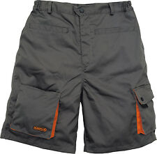 Shorts e bermuda da uomo grigie in cotone da Bermuda