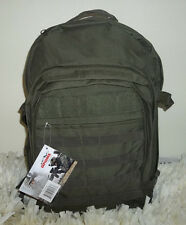 BACK PACK BACKPACK W/LAPTOP SLEEVE TACTICAL GEAR FRONT MOLLE Bag BACK PACK NWT