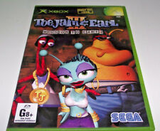 Toe Jam & Earl III Mission to Earth XBOX Original PAL *Complete*