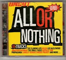 (GQ60) All Or Nothing, 18 tracks various artists - 2002 - Uncut CD