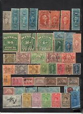 U.S.A.- Lot Of 800 Revenue And Postage Due Early Used - Unused Stamps(URP1)
