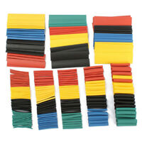 GAINE THERMORETRACTABLE 2:1 LOT DE 328PCS 8 TAILLES