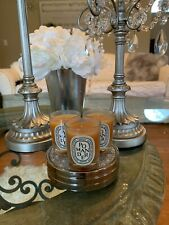 Set Of 3 Diptyque Pomander Votive Candle 1.2 oz Each New