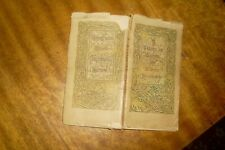 VINTAGE BOOKLET 'A LETTER TO GARCIA' by Elbert Hubbard -Printed in 1907