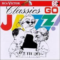 CLASSICS GO JAZZ (CD, 1997, BMG)