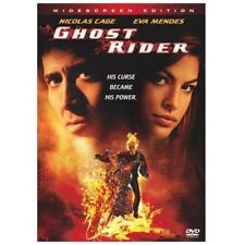 Ghost Rider (Dvd, 2007, Widescreen) Nicolas Cage World Ship Avail
