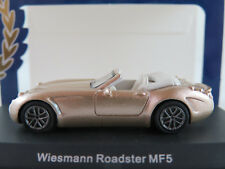 BoS 87026 Wiesmann Roadster MF5 (2010) in goldmetallic 1:87/H0 NEU/OVP