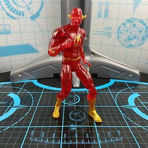 "DC Direct Comics Essentials THE FLASH (SPEED FORCE) 7"" Translucent Loose Figure"