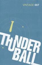 Thunderball (Vintage Classics) di Fleming, Ian Libro Tascabile 9780099576952