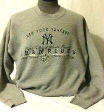 Lee Sport New York Yankees 1999 Clubhouse Edition World Champions Sweatshirt XL