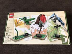 NEW SEALED Lego Ideas - BIRDS Set 21301 FREE SHIPPING