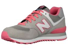 New Balance Women's Running Sneakers Shoes Size 8 Pink Grey WL574CPF