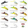 Strike King PPKVD Popping Perch Any 14 Colors Hollow Body Topwater Fishing Lure