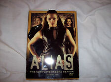 ALIAS THE COMPLETE SECOND SEASON DVD