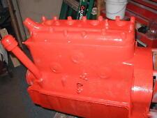 8N Ford Tractor Motor Engine Completely Restored REMAN MOTOR
