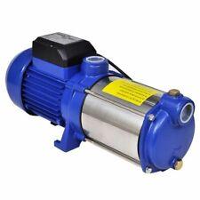 Jet Waterpomp 1300W 5100 L/u (Blauw) straalpomp bewaterings irrigatie pomp