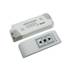 Wireless Remote RF LED Dimmer High Voltage Controller AC90-240V 1 Channel 3key
