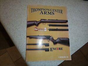 Thompson/Center Arms Catalog 24 Encore Gun 1997