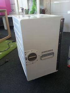 AUSSTELLUNGSSTÜCK Container bordbar box - white weiß, NEU und ohne Schäden !