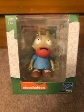 Loyal Subjects ROCKO SICK NOSE 1/24 RED Nickelodeon - Sealed Card / Accessories