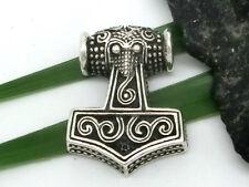 Thor martillo colgante de plata de ley 925 Mjöllnir Adorno CELTA