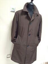 Hommes Hugo Boss Black Label Gore-Tex Homme Imperméable Mac Trench-coat 50 (M/L
