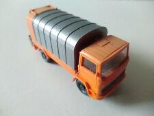 1:24 Alloy Pull Zurück Müllwagen Müll Müllwagen Modell Kid Spielzeug