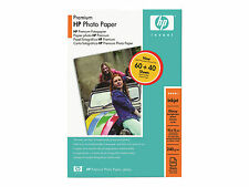 HP Premium Photo Paper Fotopapier Glossy 100 X 150 Mm