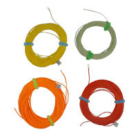 Aventik Floating/Sinking Shooting Line Running Line Fly Line 100ft With Loop
