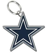 Dallas Cowboys Keyring Team Logo ACRYLIC KEYRING, NFL FOOTBALL, NEW