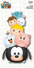 DISNEY TSUM TSUM - COLOR DECAL/STICKER - BRAND NEW - 7430