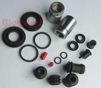 REAR L & R Brake Caliper Repair Kit +Pistons for MAZDA MX-5 1990-2005 (BRKP91)