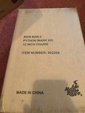 Hot Toys Iron Man Python Mark Mk 20 Xx