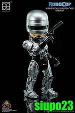 86hero Herocross ~ HMF #025 Robocop Die- cast Figure