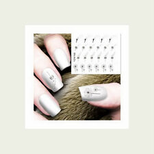 Nagelsticker Fingernägel Aufkleber Tattoo Nail Art Nageldesign  YZW-168