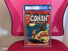 Conan the Barbarian #14 CGC 9.2 1st Elric