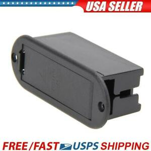 9V Battery Cover Case Holder Box Compartment for Guitar Bass