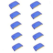 Pack 10 Manual Lint Remover Fabric & Sweater Comb for De-Pilling Sweaters