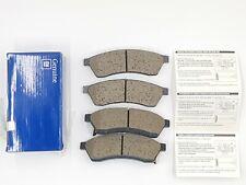 Genuine Rear Brake Pad Kit for Chevrolet TOSCA V250 2006~2010 #96475028