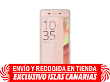 Móvil - Sony Xperia X 5P, 32GB, Red 4G, Full HD, Rosa *sólo canarias*