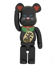 Black Cat RARE giapponese SERIE 23 BEARBRICK segreto Animale RUNA Be@rbrick