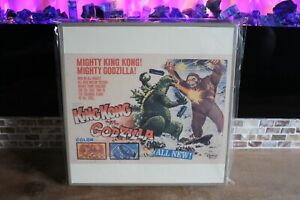 Super 8 Film - King Kong vs Godzilla - Color / Sound - 400' - Rare